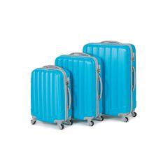 4cd35dcfa59f Чемодан пластиковый Baudet морская волнаПластиковые чемоданы