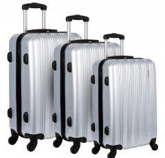5d83a9b0bd1c Чемодан суперлегкий Polar Р1065Пластиковые чемоданы