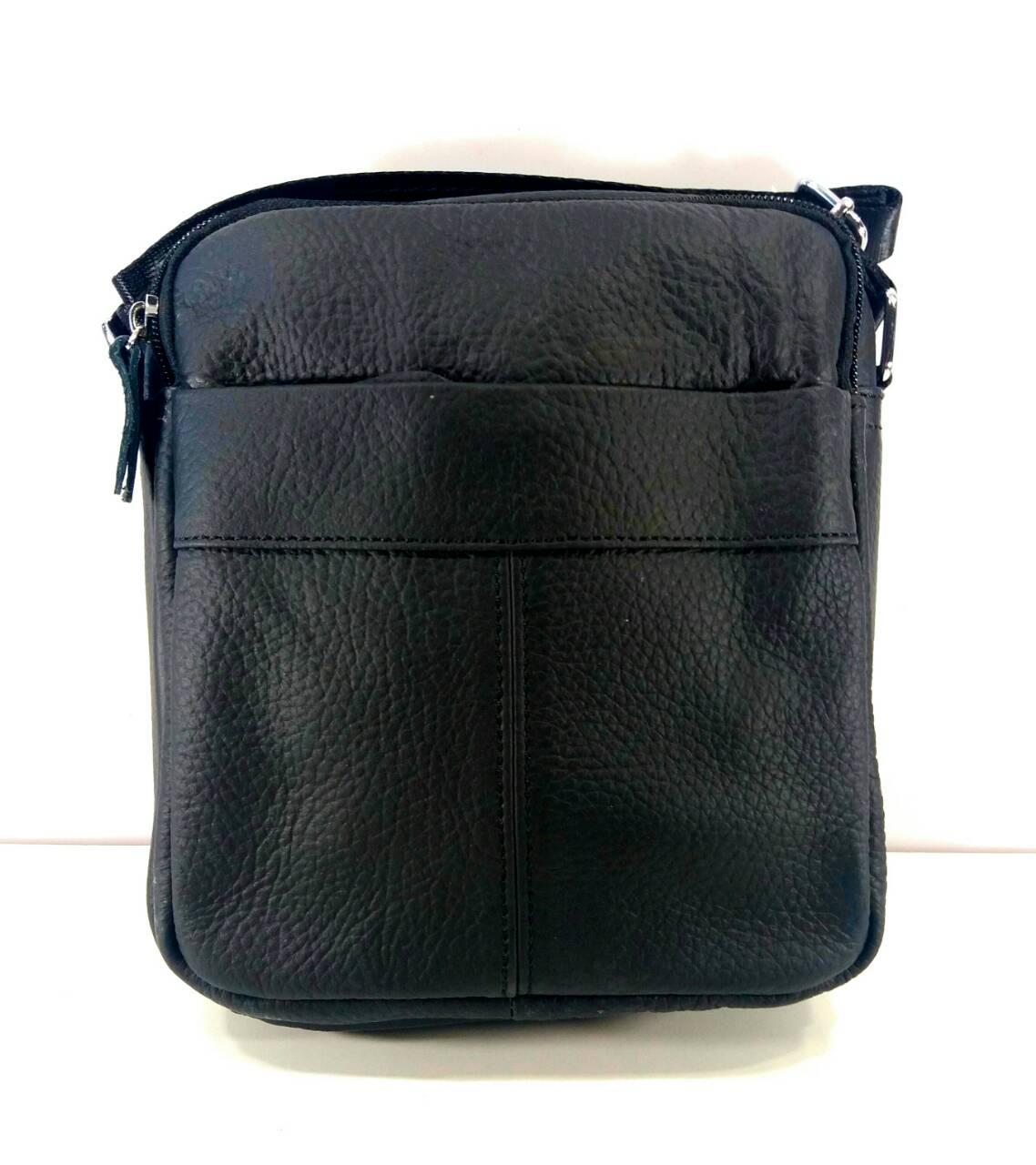2f7f9c0663b7 Купить Сумка мужская 1025 черная в Минске: - цена: 54 BYN
